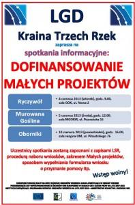 SZKOLENIE MP  3 gminy