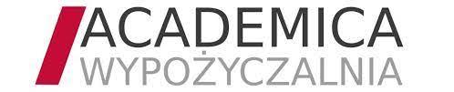 Logo cyfrowej wypożyczalni międzybibliotecznej książek i czasopism naukowych - ACADEMICA